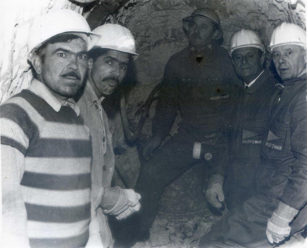 Avec jean lecanuet 11 1975