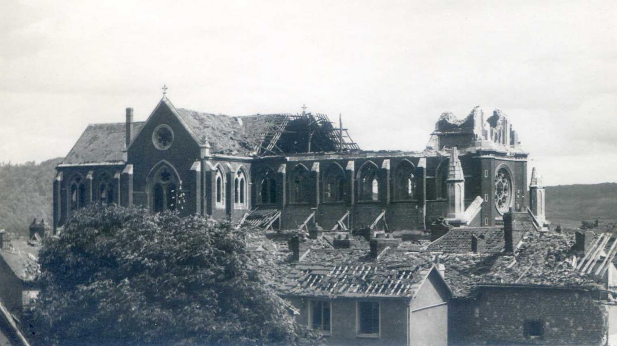 Destructions cp 1945